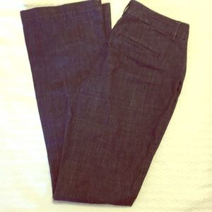 {WHBM} The Trouser jeans size 2